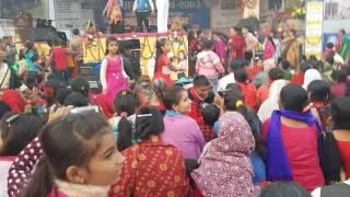 "Baikuntha Mahat on Live show with Panchebaja ""Lagan"" बैकुण्ठ महत प्रत्यक्ष  स्टेजमा -२०७३"