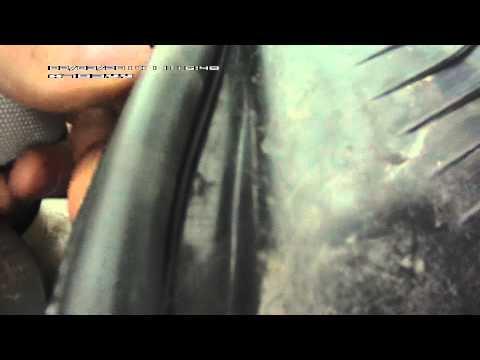 Уплотнитель капота от ВАЗ 2101 на Carina e