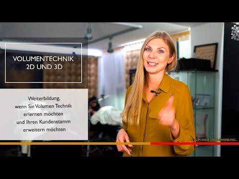 """Weiterbildung """"Volumentechnik 2D und 3D"""" video"""