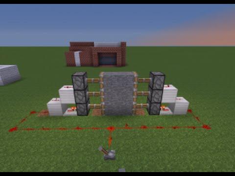 как можно построить в майнкрафт механическая лаборатория бкмэна #9
