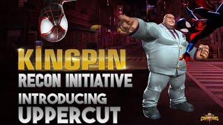 Miles Morales VS Kingpin - ft. SPIDER VERSE [Recon Initiative] Marvel Contest of Champions