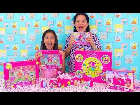 Nuevos Niños y Bebes de PINYPON | AnaNana Toys