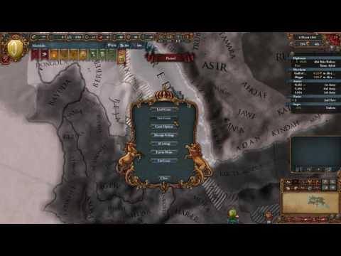 Magyar Let's Play Europa Universalis IV - Kebabtalanítás Népe Front - 3. Rész