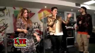Shift feat. Andra - Sus Pe Toc LIVE ProFM LIVE Session