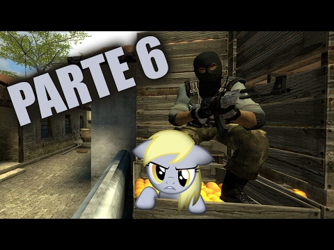 Counter Strike: Source (Loquendo) - PARTE 6 | EXPERTO