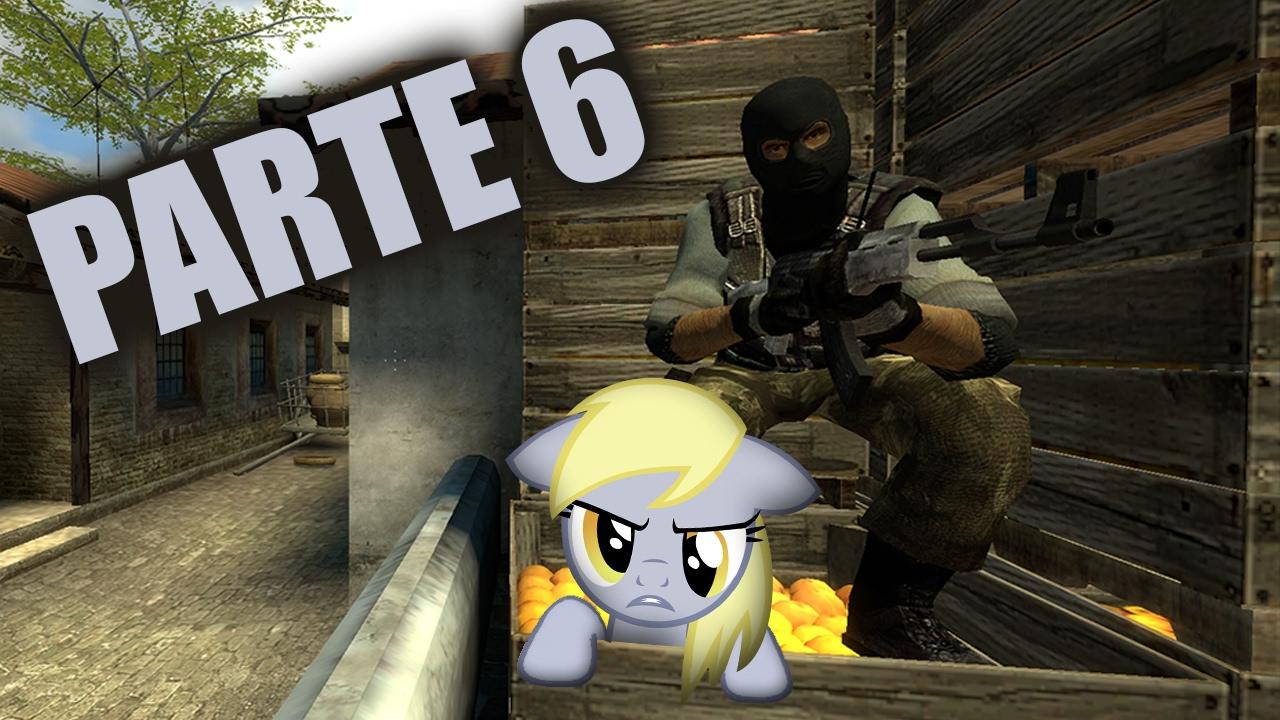 Counter Strike: Source (Loquendo) - PARTE 6 | EXPERTO