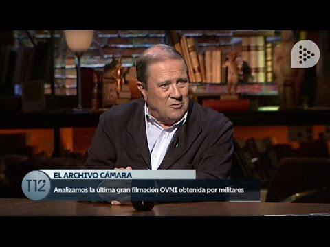 CUARTO MILENIO PONE VÍDEO DE SECTION 51 Y FERNANDO CÁMARA DICE QUE ...