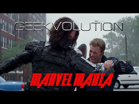 Marvel Mania Day 36 | Captain America: The Winter Soldier