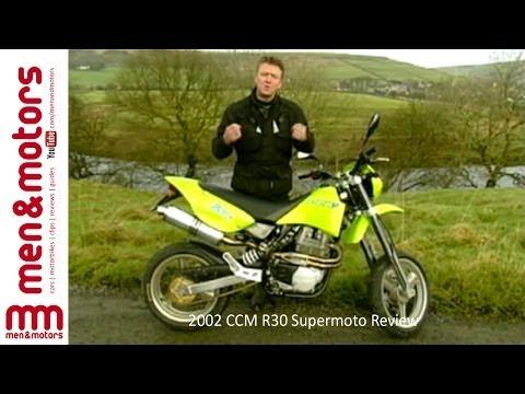 2002 CCM R30 Supermoto Review