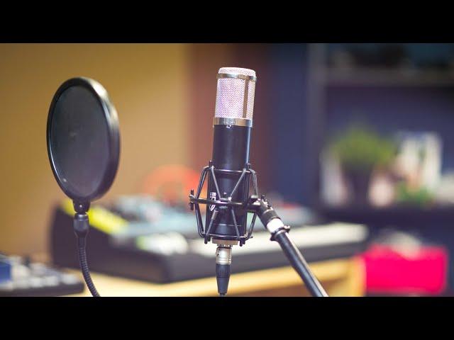 Home Studio : Tout savoir sur le Micro