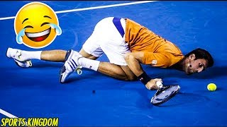 Novak Djokovic  ► TOP Funniest & Hilarious Moments In His History | HD