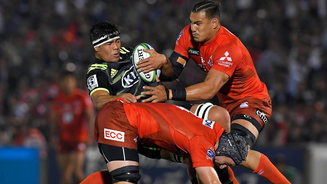 Super Rugby 2019 Round 10: Sunwolves vs Hurricanes