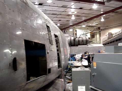Toronto Aerospace Museum walk thru