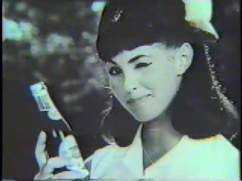 Donna Loren  Dr Pepper Tennis Commercial circa 1964