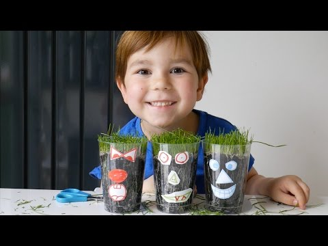 How to Teach Basics of Gardening to Kids
