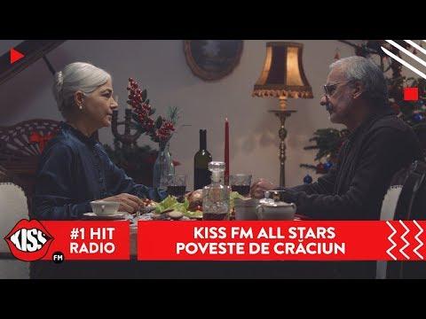 Kiss FM All Stars - Poveste de Crăciun (COVER Hallelujah)