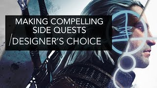 How To Make Compelling Side Quests