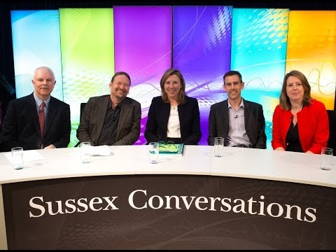 Sussex Conversations - Power hungry: how can we sustain our energy needs?