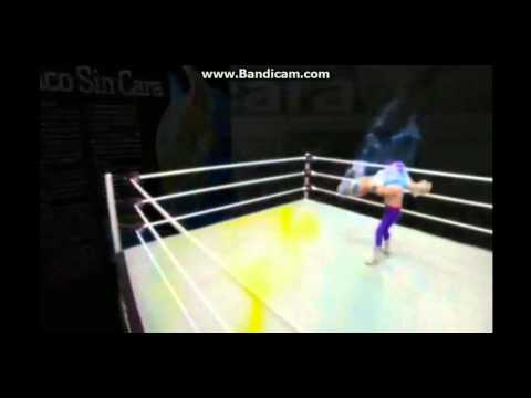 WWE Sin Cara Theme Song [HD] 2013 Travel Video