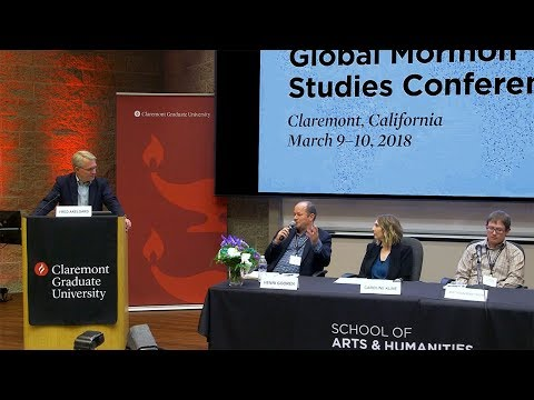 2018 Global Mormon Studies Conference - Challenges and Opportunities for Studying Global Mormonism