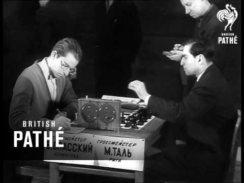 New Chess Champions Of Russia (1958)