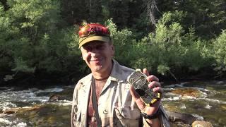 BV - 6000 Телефон для рыбалки .