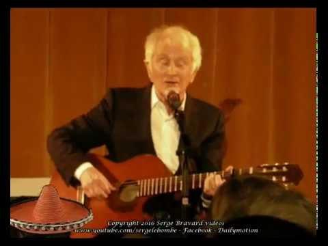 N°243 Marcel Amont chante à la Sorbonne