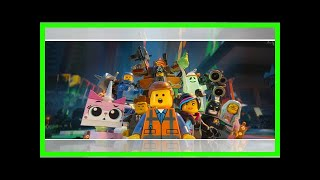 Breaking News | 'The LEGO Movie 2': Full Title and Logo Revealed