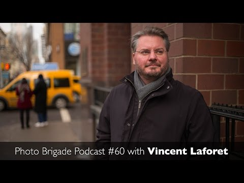 Vincent Laforet - Photojournalist Turns Commercial Director - Photo Brigade Podcast #60