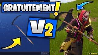 COMMENT AVOIR LA FAUX GRATUITEMENT SUR FORTNITE V2 !!!