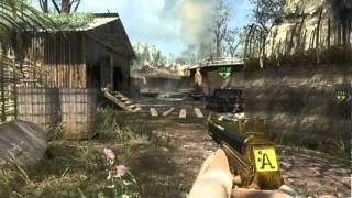 Grakola - Call of Duty: Black Ops I - Perfect Run. 480p. PC. Gameplay.