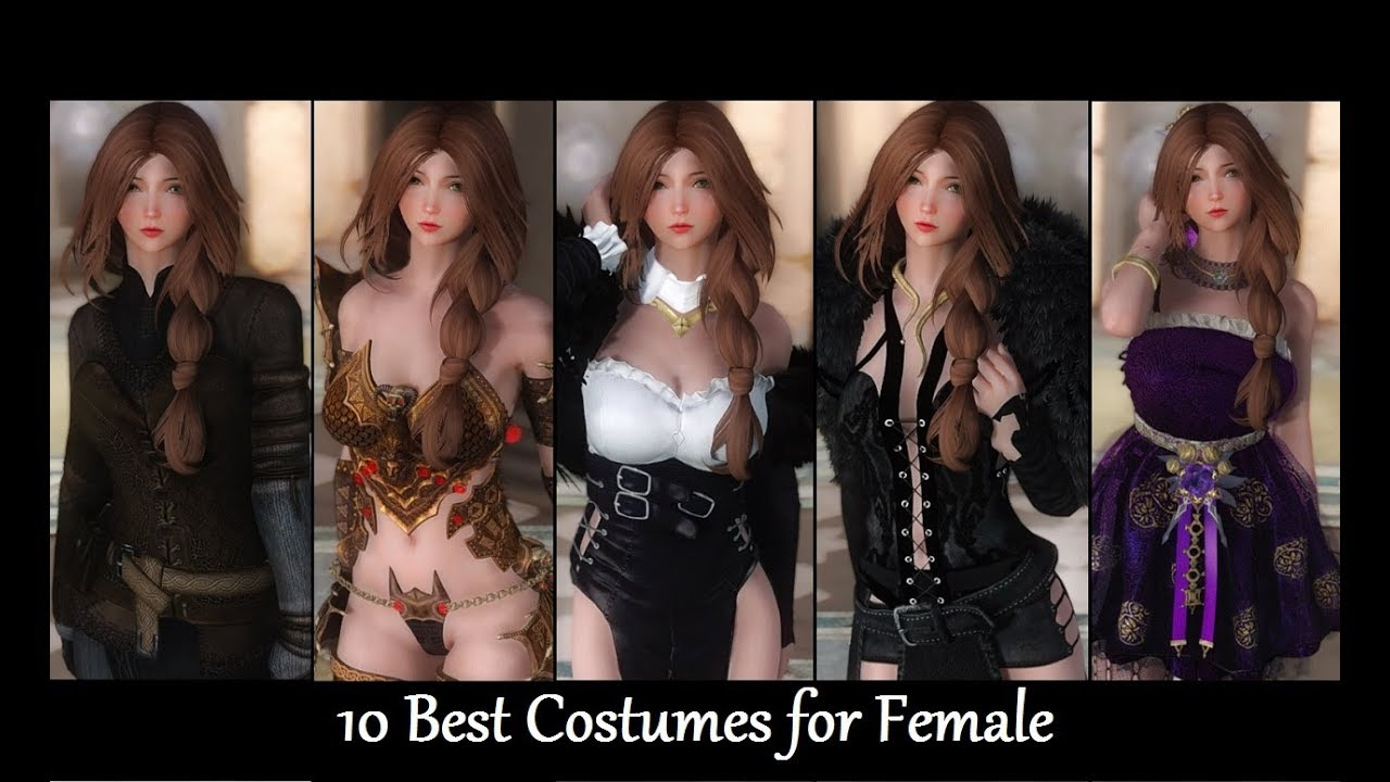 Skyrim Mods: 10 Best Costumes for Female