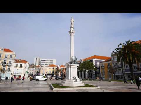 Setubal -A Walk Through The Old Town - Portugal's Third Largest City