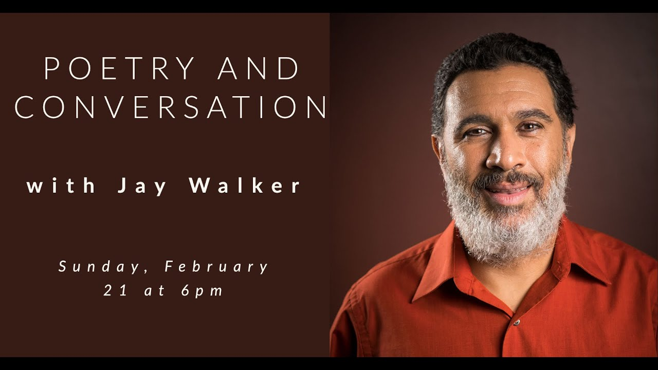 Poetry and Conversation with Jay Walker