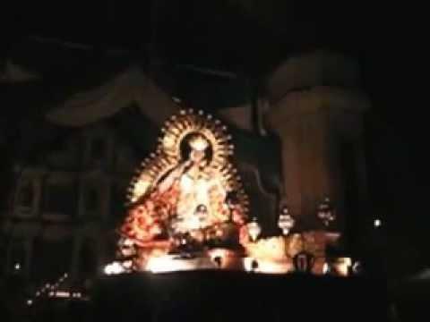 Virgen del Rosario de Sto. Domingo