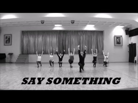 SAY SOMETHING A Great Big World ft.Christina Aguilera Contemporary / Lyrical Dance Choreography.
