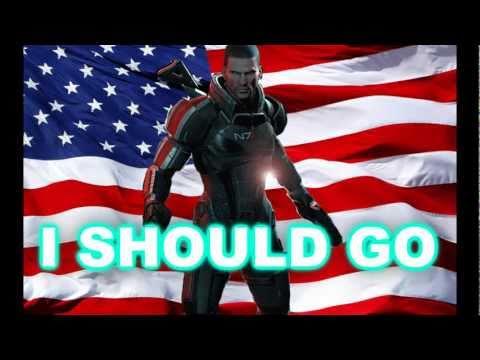 Commander Shepard's United States of I SHOULD GO