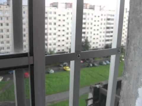 Решетки на окна от детей своими руками