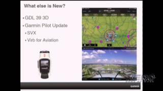 Aero-TV: Garmin - AEA 2014 New Product Introduction