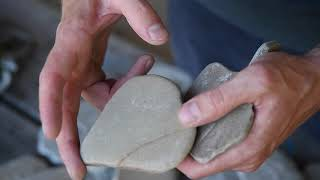 Learn to skip stones better with competitive skipper Dave Ohmer of Erie