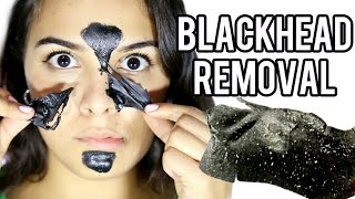 test it out blackhead removal my scheming mask