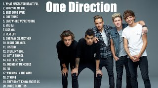 Download Mp3 OneDirection Greatest Hits 2021 TOP 100 Songs of the Weeks 2021 Best Playlist Full Album