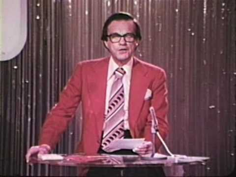 Bill Cullen in Mobil Oil Dealer Film