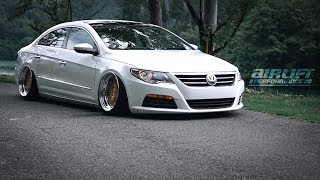 LAKESIDE DABBIN' | VW PASSAT CC by SPEC. | Air Lift Performance Japan