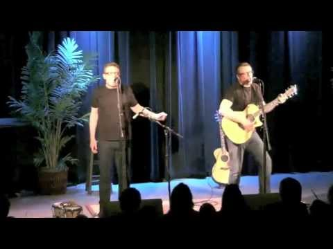 Letter From America [Live Acoustic - Natick 13.4.2013]
