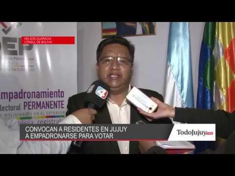 El consulado llama a empadronarse para poder votar