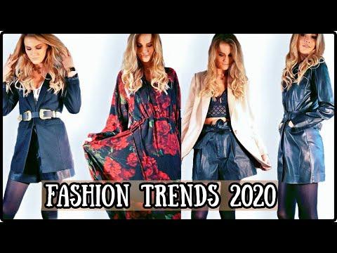 FASHION TRENDS 2020 -  Leder, Boots, Blazer & Co - TOP oder FLOP? Cindy Jane