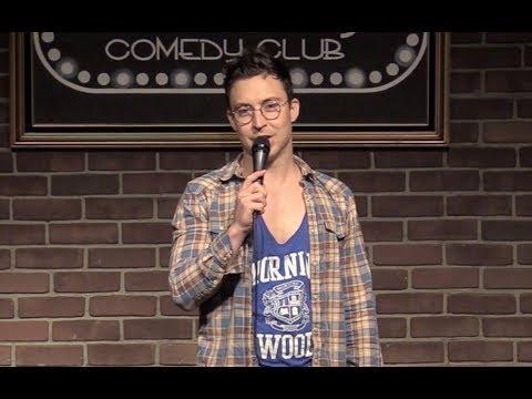 Stand-Up Set - Brian Jordan Alvarez