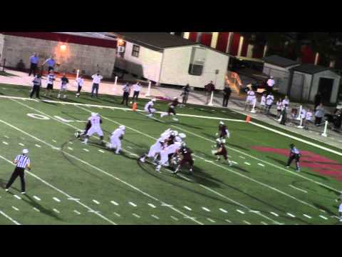 Raleigh Yeldell Game Winning TD at Florida Tech