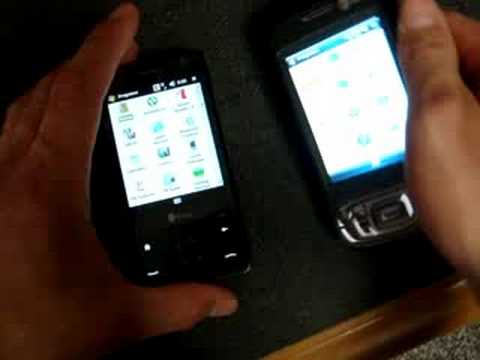 HTC Touch Pro Features and Software